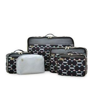Handbags - Toiletry 5-Piece Set